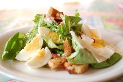 Italiaanse boerensalade