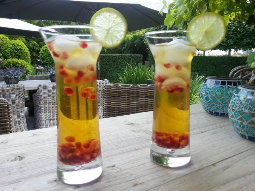 Spankelend sinjoorke cocktail recept