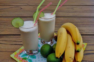 banaan-milkshake