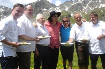 chefkoks Culinaire Jacobsweg 2015