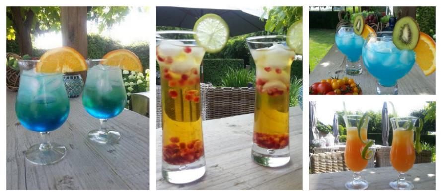 voorgerechten - cocktails