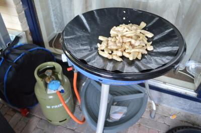 oosterse salade met ketjap kip (1)