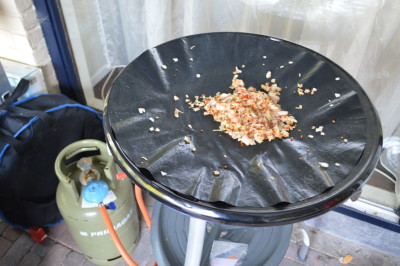 oosterse salade met ketjap kip (8)