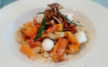 Pasta met Pompoen stap voor stap uitgelegd