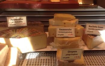 Zwitserse kaas – de smaak van de bergen
