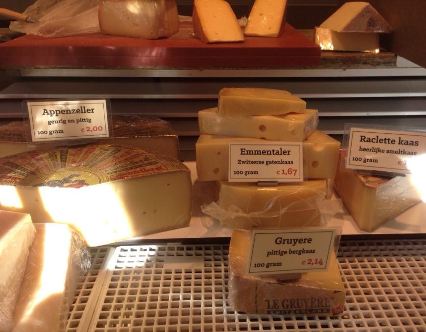 zwitserse kaas - de smaak van de bergen | lekker tafelen