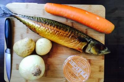verse makreel recept