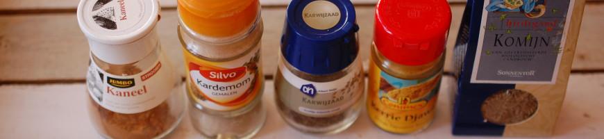 Kruiden- en specerijen