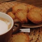 Walnoten roomboter koekjes