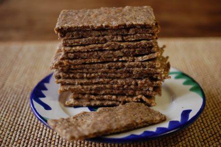 ontbijten - crackers