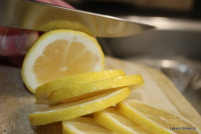 citroen snijden