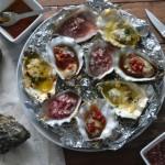 Oesters eten; Drie verschillende bereidingswijzen