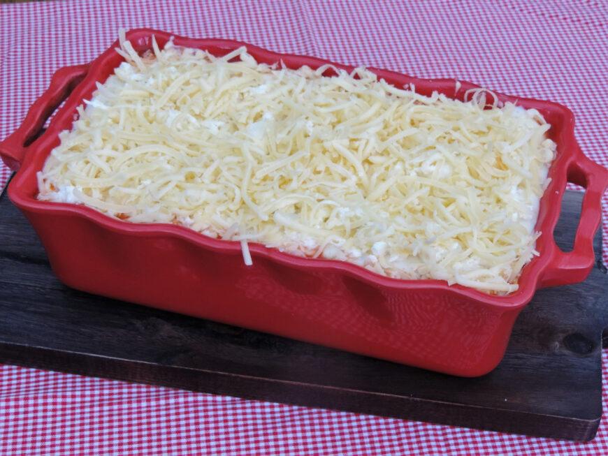 Lasagne bolognese maken