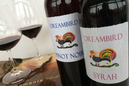 Cramele Recas Roemeense wijn polenta (1)