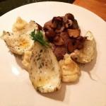 Pastinaak aardappelpuree met venkel uit de oven