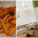 Picpoul de Pinet, witte wijn bij Fish & Chips en ander lekkers