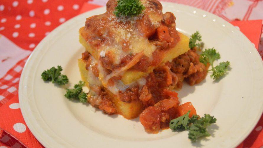 Lasagne met polenta, Italiaans comfort food op z'n best