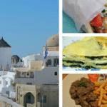 Griekse gerechten; thuis vakantie vieren