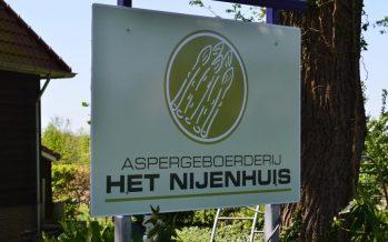 """Aspergeboerderij """"Het Nijenhuis""""; Verzamelpunt voor streekproducten"""