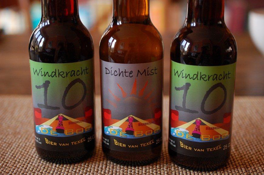 Texelse streekproducten Brouwerij Boei