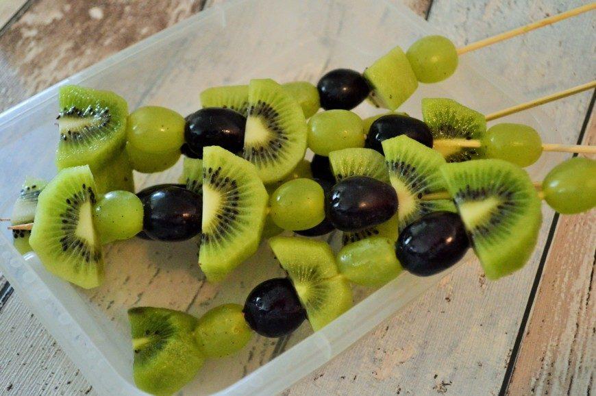 Fruit - fruitspiesjes