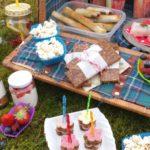 Picknicken met kinderen; een echt feestje