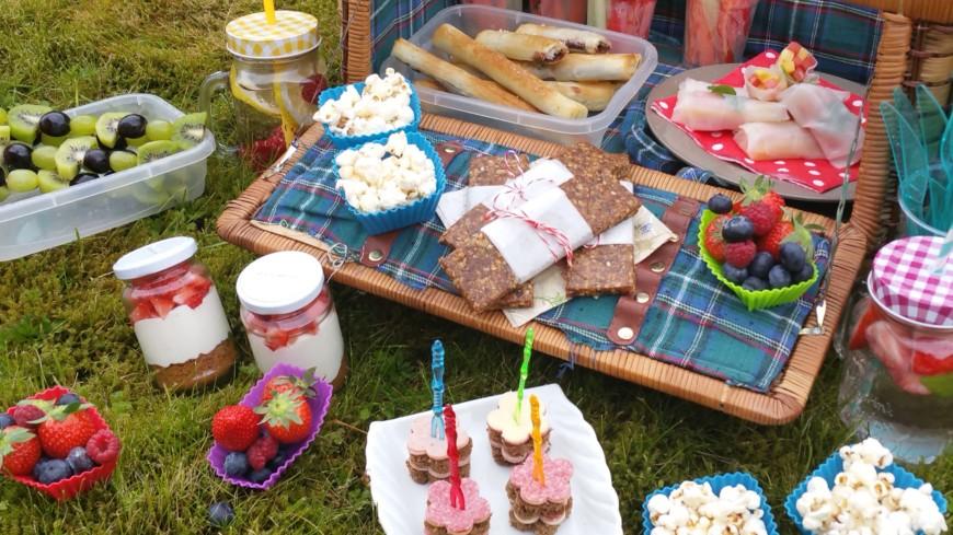 Zeer Picknicken met kinderen; een echt feestje   Lekker Tafelen #UY91