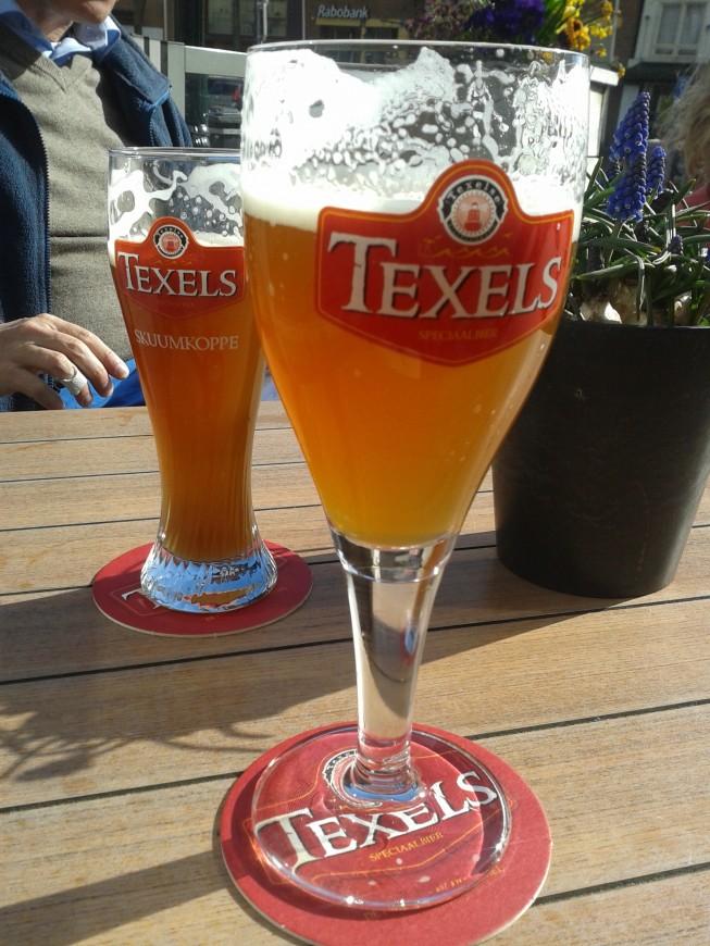 Texelse streekproducten Texels bier