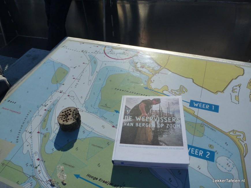 Weervisserij Ansjovis Bergen op Zoom