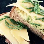 Broodje gezond; de avocado sandwich
