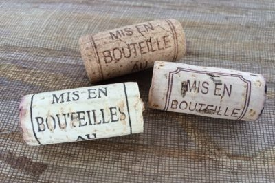 Drie kurken Frans