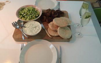 Falafel met dadels