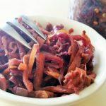 Kimchi; gezonde Koreaanse gefermenteerde kool