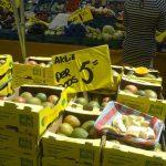 Op de markt kopen is slim boodschappen doen