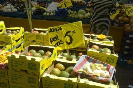 Markt mango's