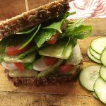 Sandwich geitenkaas spread