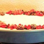 Zomerse tiramisu met rode vruchten