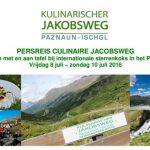 Liveblog: Culinaire jacobsweg – Paznaun-Ischgl – Oostenrijk
