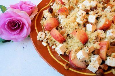 Couscoussalade met wilde perzik (3)