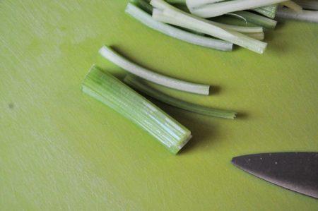 Bleekselderij spinazie en feta met filo 3