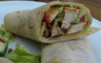 Hot smokey chicken tortilla; Smaakvol en homemade lunchen