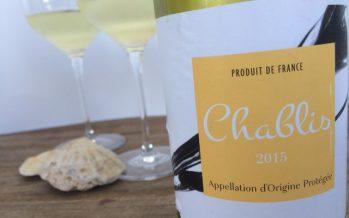Bourgondische Chablis; Welke wijn drink jij bij oesters?