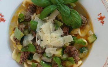 Pasta in brodo; simpel Italiaans comfortfood