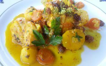Vis uit de tajine; Slowcooking op Marokkaanse wijze