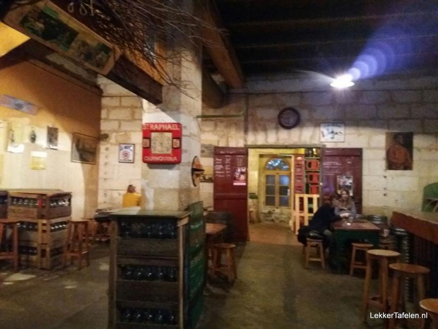 La Cave de la Guignette in La Rochelle