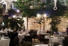 La Rochelle; genieten met alle zintuigen in Restaurant Les 4 Sergents