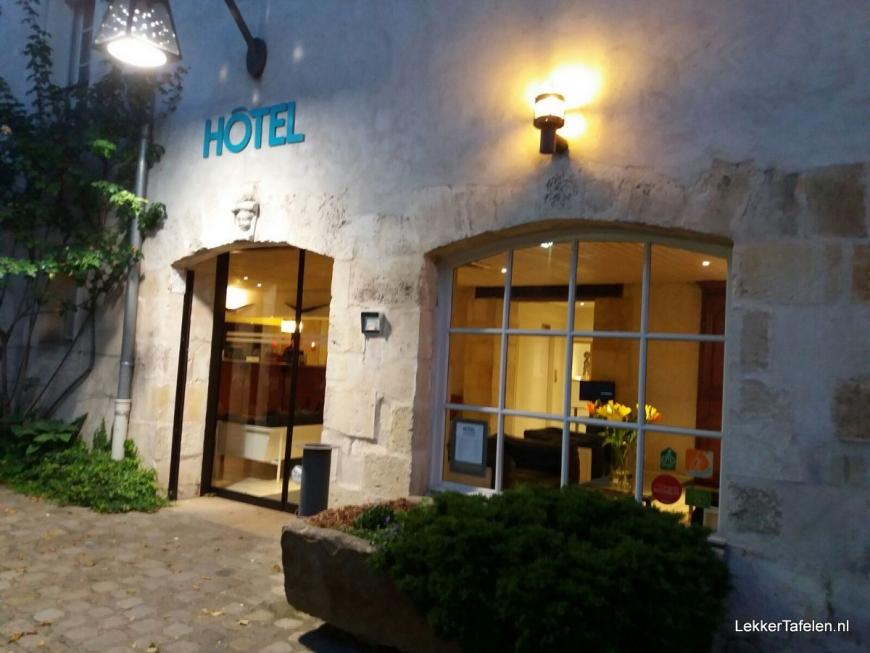 Hotel Saint Nicolas in La Rochelle