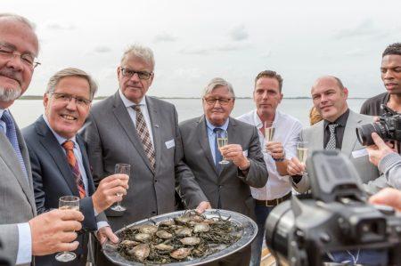 Opening oesterseizoen 2016