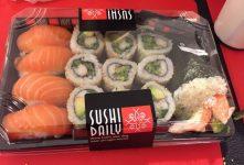 Sushi á la minute – verfijnd vakmanschap voor verwende consumenten