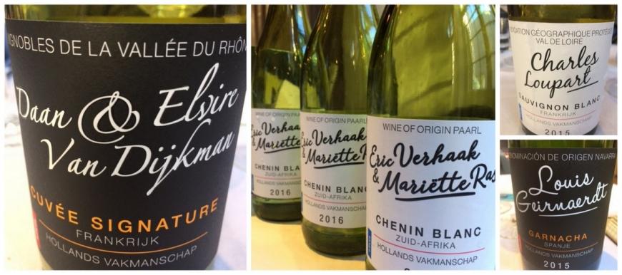 Plus lanceert 4 nieuwe wijnen